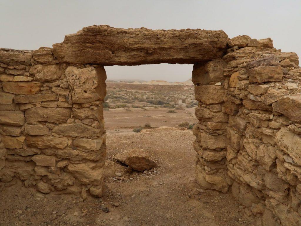 Starověká obchodní stanice Moa