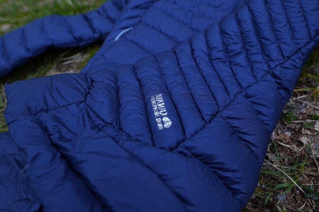 RAB Proton Jacket - Nikwax Hydrophobic Down