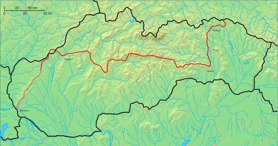 Cesta_hrdinov_SNP_mapa