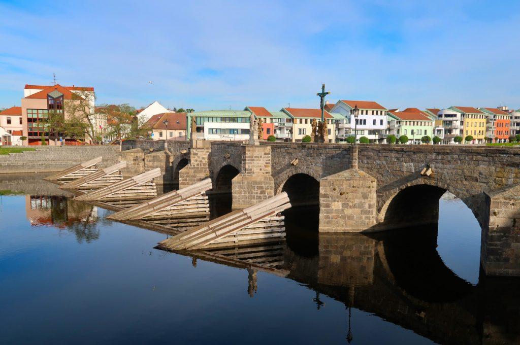 Nejstarší kamenný most ČR - Písek