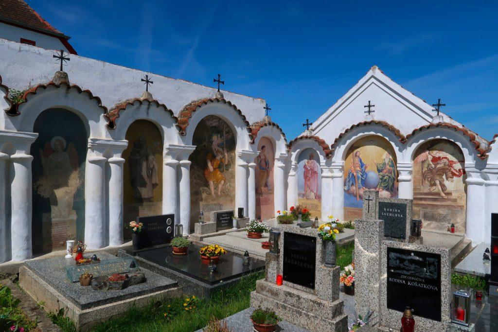 Kapličkový hřbitov