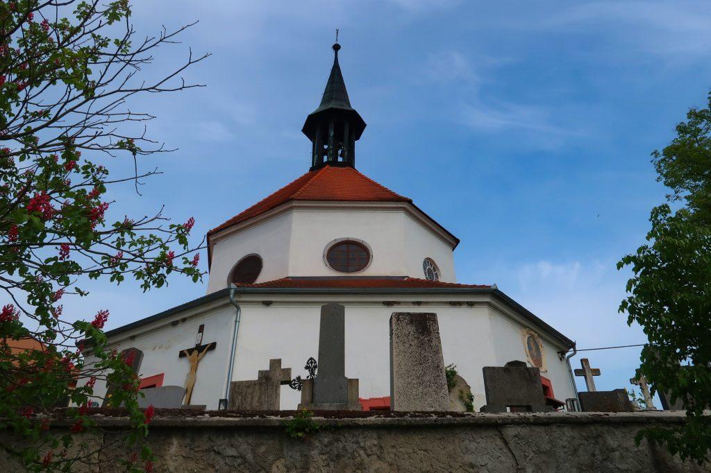 Kostel Navštívení Panny Marie Skočice