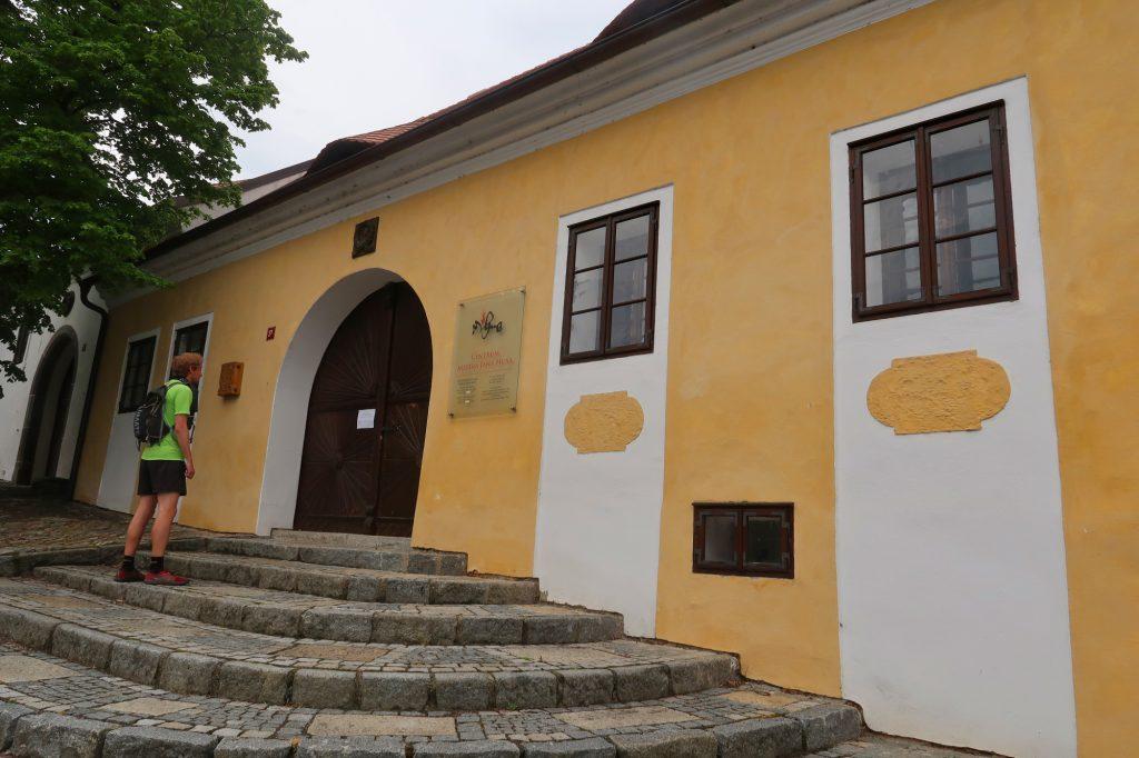 Muzeum Mistra Jana Husa Husinec