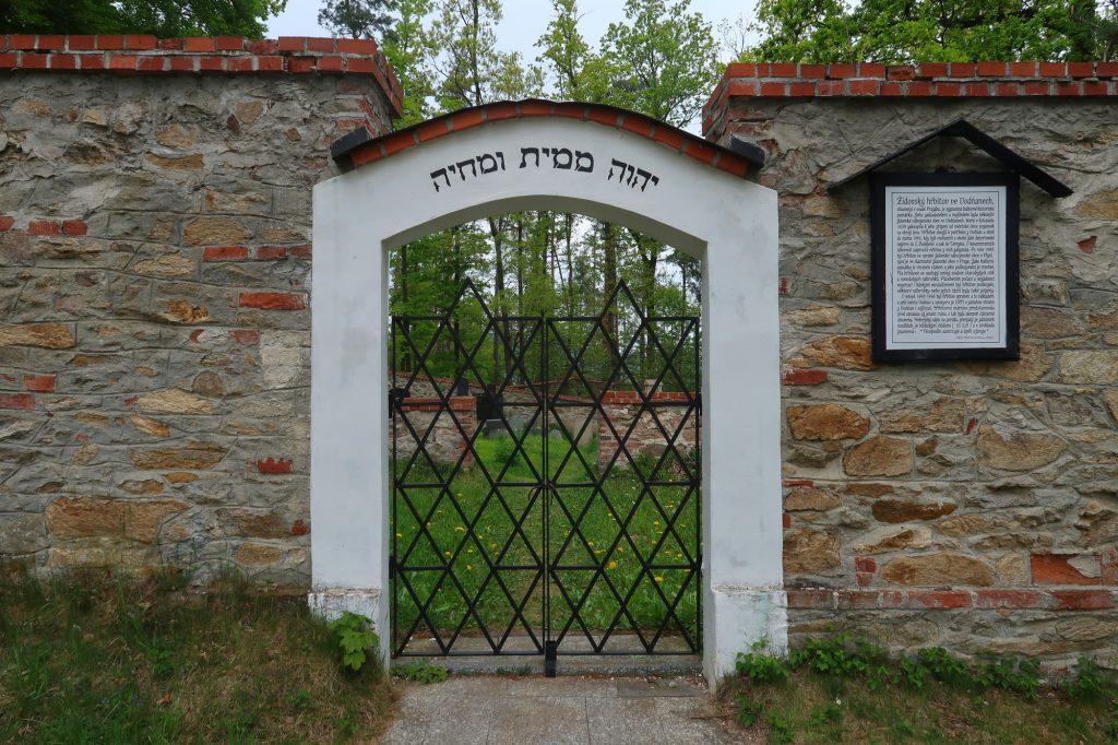 Židovský hřbitov Vodňany