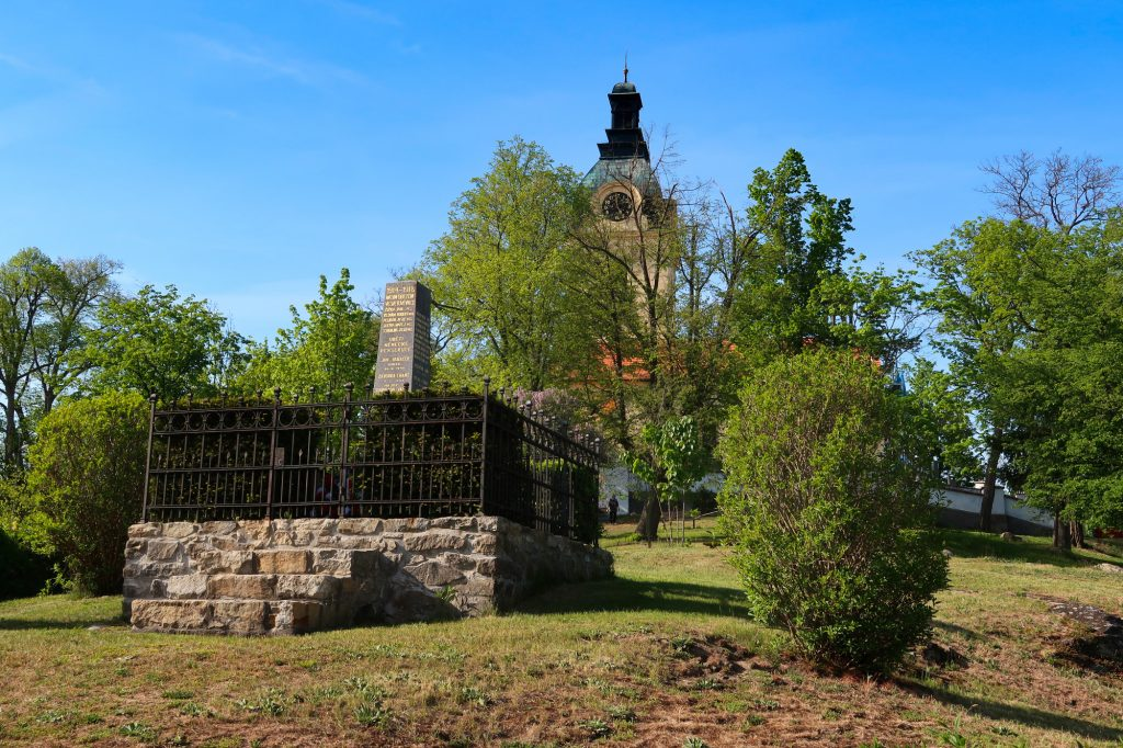 Kostel sv. Vavřince Putim