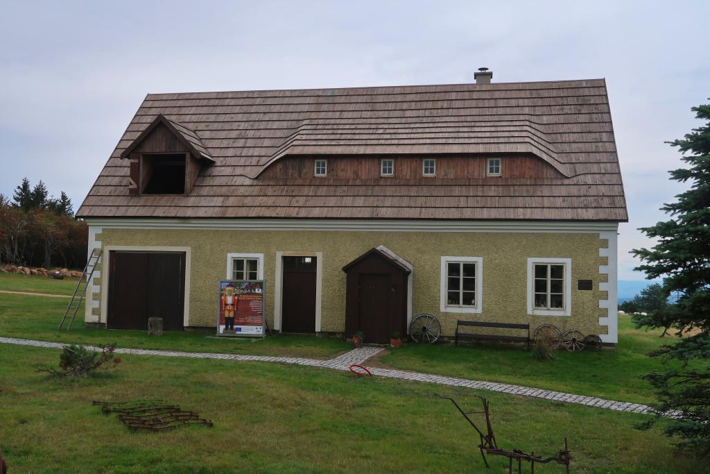 Skanzen Lesná