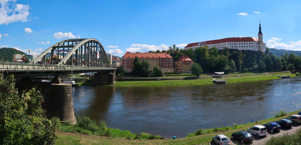 Děčín Tyršův most