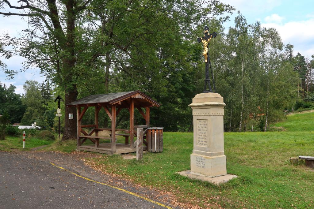 Grieselův kříž České Švýcarsko