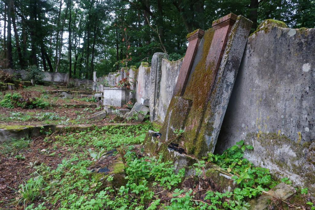 Hřbitov Růžová