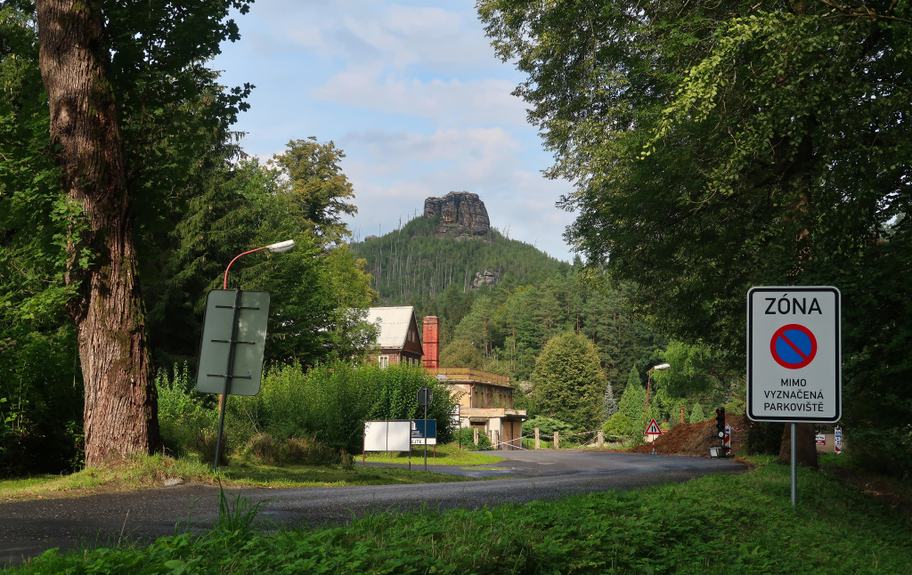 Jetřichovice České Švýcarsko