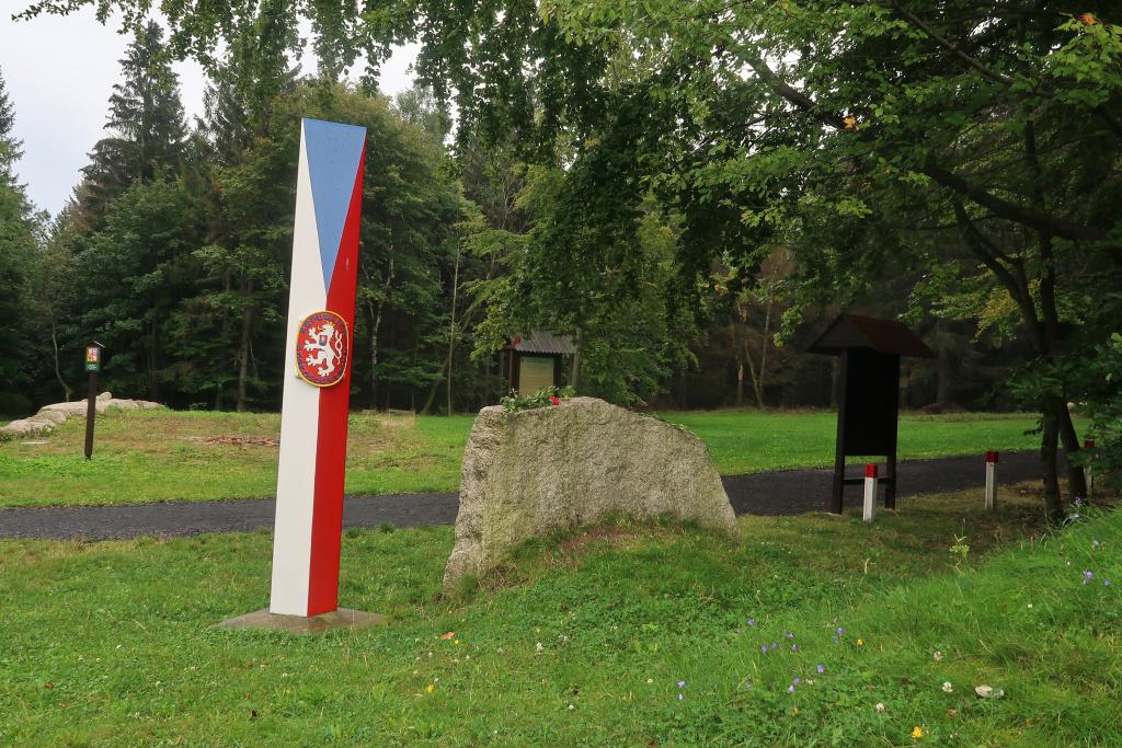 Pomník obráncům hranic