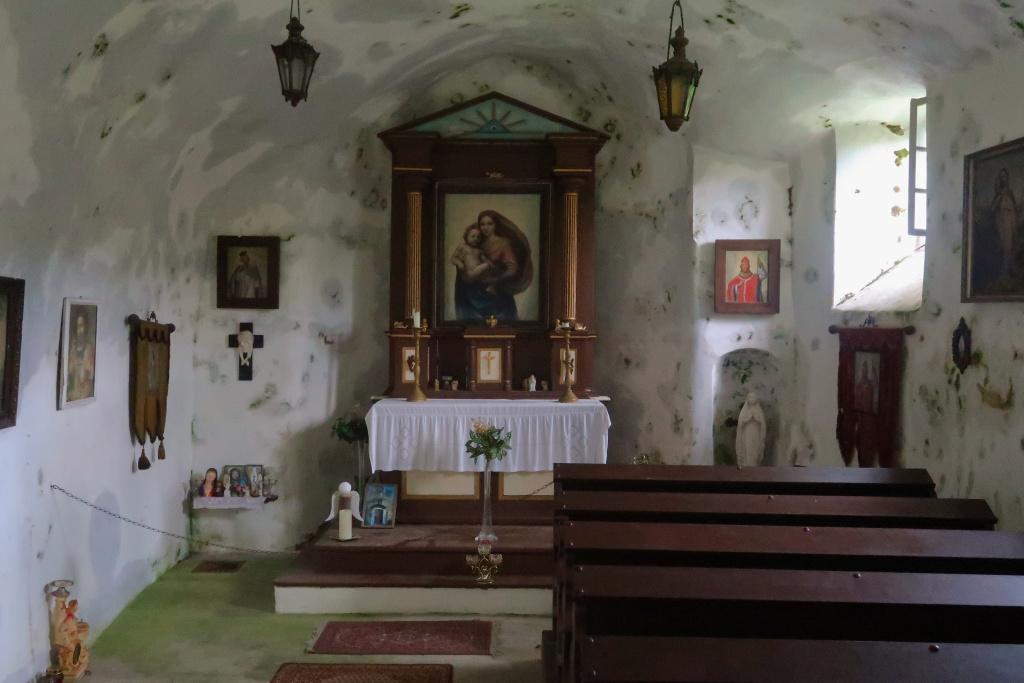 Skalní Kaple České Švýcarsko