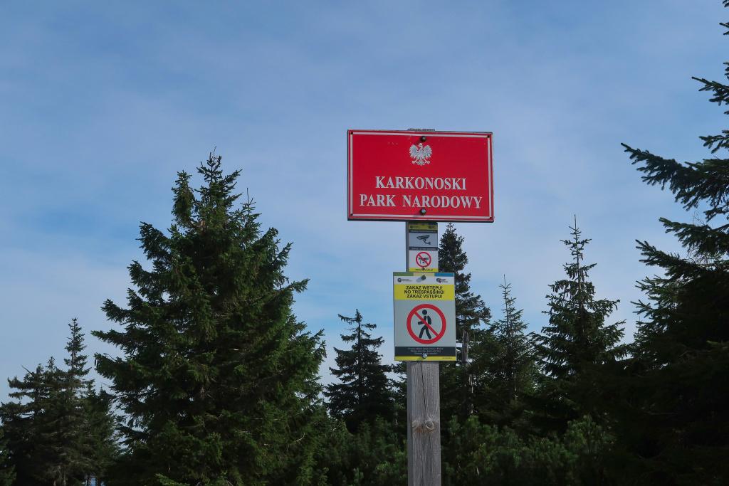 Krkonoše národní park