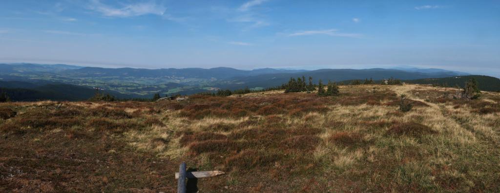 Keprník panorama