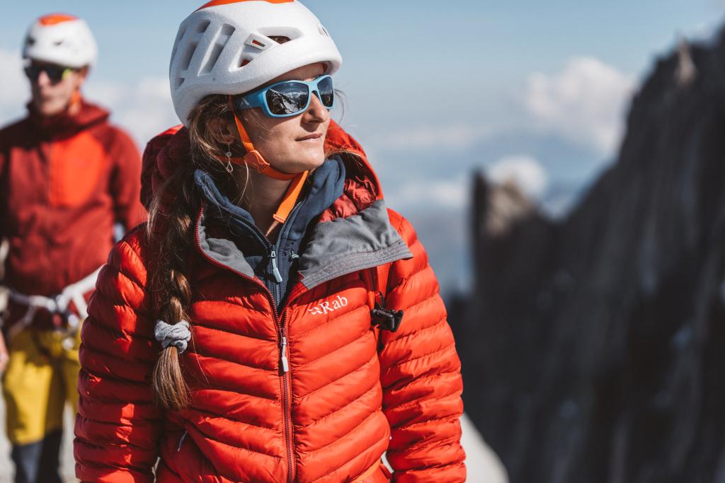 Průvodce NALEHKO Rab Cirrus Alpine