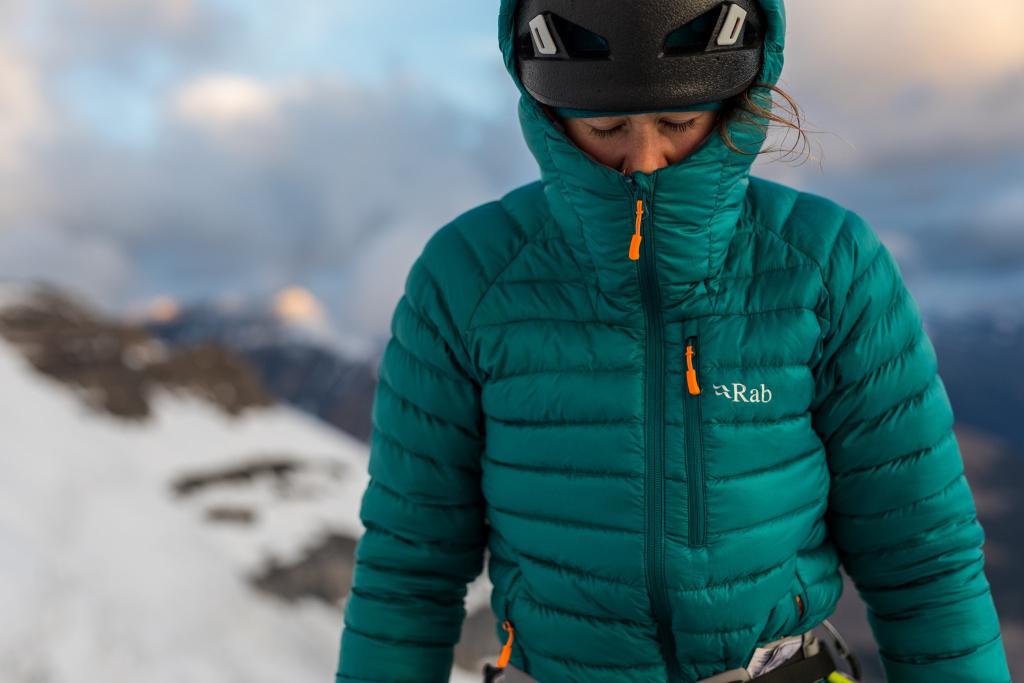 Průvodce NALEHKO Rab Microlight Alpine