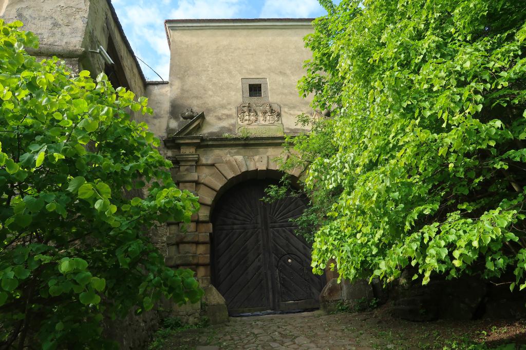 Buchlov brána