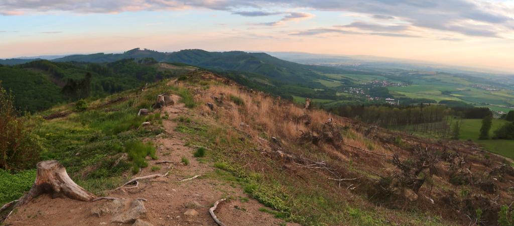 Hostýn panorama