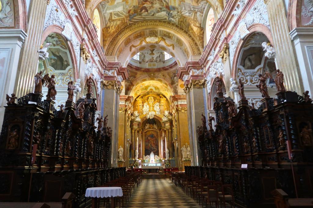Velehrad bazilika